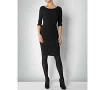 Damen Kleid mit asymmetrischem Falteneffekt