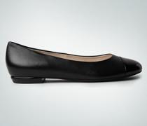 Damen Schuhe Ballarinas mit Lackkappe