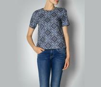 Damen Shirt mit Ornamente-Muster
