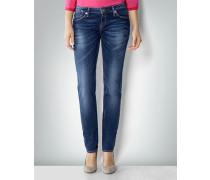 Damen Slim Fit Jeans Rockxanne