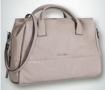 Damen Tote Bag mit Logo-Prägung