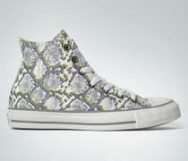 Damen Schuhe Sneaker mit Snake-Print