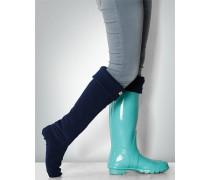Damen Socken navy