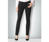 Damen Jeans 'Slight Curve' in Slim Fit