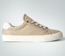 Damen Schuhe Sneaker mit hohem Sohlenrand