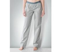 Damen Nachtwäsche Pyjama-Pant mit Mini Polka Dots
