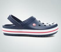 Damen Schuhe 'Crocband', navy
