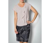 Damen Blusen-Top mit kunstvollen Volants