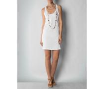 Damen Kleid mit Träger im Häkel-Look
