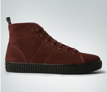 Damen Schuhe Sneaker aus Veloursleder