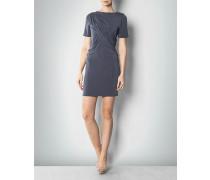 Damen Kleid mit Falten-Drapés