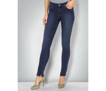 Jeans mit Bottom up-Effekt