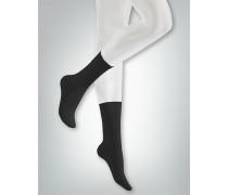 Damen Socken Söckchen 'Velvet Melange' im 3er Pack