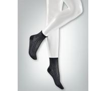 Damen Socken Söckchen in Häkeloptik