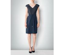 Damen Kleid aus Strukturgewebe