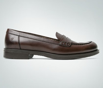 Schuhe Loafer aus Kalbleder