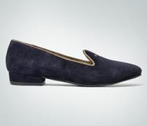 Damen Schuhe Loafer im College-Stil