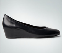 Damen Schuhe Ballerinas mit Keilabsatz