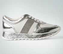 Damen Schuhe Sneaker mit Kettenglieder