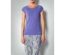 Damen Pyjama-Shirt mit Raglan