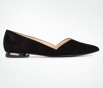 Schuhe Ballerina in spitzer Form