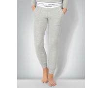 Damen Nachtwäsche Sweatpants in sportivem Look