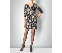 Damen Jerseykleid im Floral-Dessin