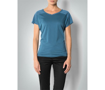 Damen T-Shirt mit Dekosteinen