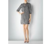 Damen Kleid im Allover-Dessin