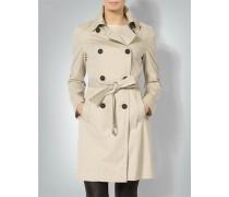 Damen Mantel Trenchcoat in klassischem Style