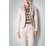 Damen Blazer aus Cotton-Satin