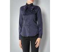 Damen Bluse mit abnehmbarer Schleife