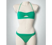 Damen Bademode Bikini mit Raffdetails