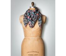 Damen Schal Tuch mit floralem Allover-Dessin