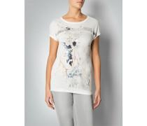 Damen Shirt mit Ziersteinen