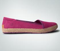 Damen Schuhe Slip Ons aus Veloursleder