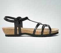 Damen Schuhe Sandalen aus Leder
