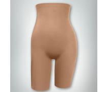 Damen Wäsche Taillenformer Langes Bein Hautton