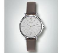 Damen Uhr Klassische Armbanduhr mit römischen Ziffern