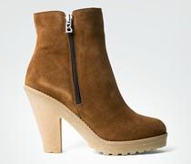 Damen Schuhe New Amsterdam cognac