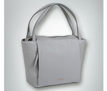 Damen Shopper mit Allover-Logo-Details