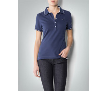 Damen Polo-Shirt in tailliertem Schnitt
