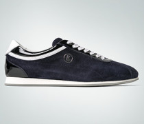Schuhe Sneaker mit Marine-Appeal
