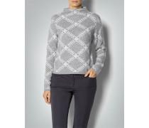 Pullover aus Doppelgewebe