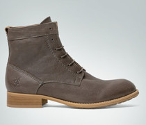 Schuhe Bootie in dezenter Vintage-Optik