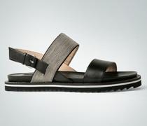 Damen Schuhe Sandale mit Haifisch-Sohle