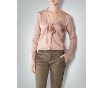 Damen Bluse mit Schluppendetail