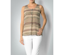 Damen Blusen-Top im Ethno-Look