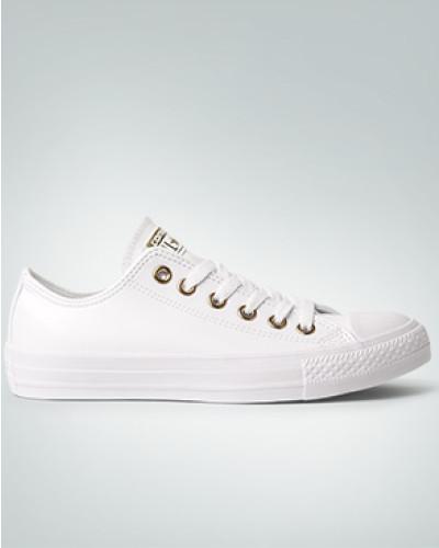 Converse Damen Schuhe Sneaker aus Kunstleder