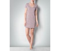 Damen Nachthemd im Streifen-Design